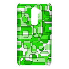 Green decorative abstraction  LG G2
