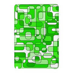 Green decorative abstraction  Samsung Galaxy Tab Pro 10.1 Hardshell Case