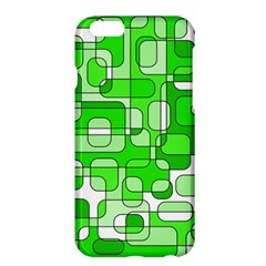 Green decorative abstraction  Apple iPhone 6 Plus/6S Plus Hardshell Case