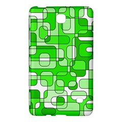 Green decorative abstraction  Samsung Galaxy Tab 4 (8 ) Hardshell Case