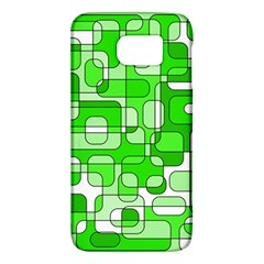 Green decorative abstraction  Galaxy S6