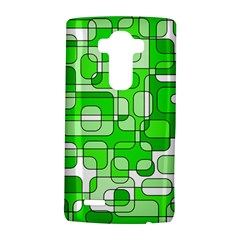 Green Decorative Abstraction  Lg G4 Hardshell Case