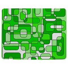 Green decorative abstraction  Jigsaw Puzzle Photo Stand (Rectangular)