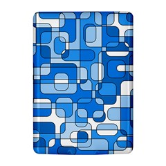Blue decorative abstraction Kindle 4