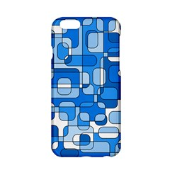 Blue decorative abstraction Apple iPhone 6/6S Hardshell Case