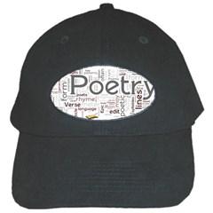 5004610 1817f Black Cap