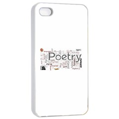 5004610 1817f Apple iPhone 4/4s Seamless Case (White)