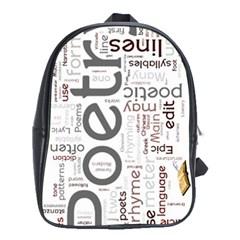 5004610 1817f School Bags (XL)