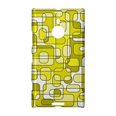 Yellow decorative abstraction Nokia Lumia 1520