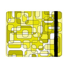Yellow decorative abstraction Samsung Galaxy Tab Pro 8.4  Flip Case