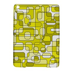 Yellow decorative abstraction iPad Air 2 Hardshell Cases