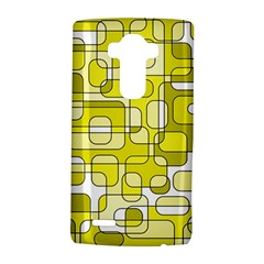 Yellow Decorative Abstraction Lg G4 Hardshell Case