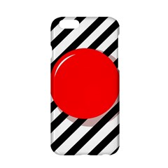 Red ball Apple iPhone 6/6S Hardshell Case