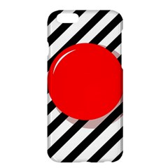 Red ball Apple iPhone 6 Plus/6S Plus Hardshell Case