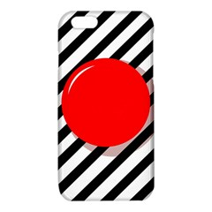 Red ball iPhone 6/6S TPU Case