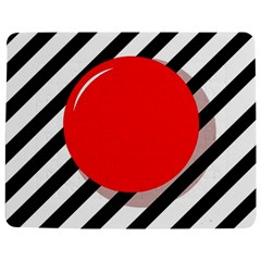 Red Ball Jigsaw Puzzle Photo Stand (rectangular)