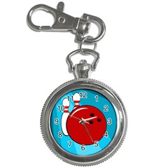 Bowling  Key Chain Watches