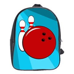 Bowling  School Bags(Large)