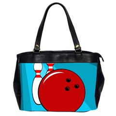 Bowling  Office Handbags (2 Sides)