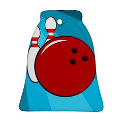 Bowling  Ornament (Bell)