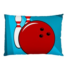 Bowling  Pillow Case (Two Sides)