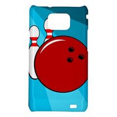 Bowling  Samsung Galaxy S2 i9100 Hardshell Case