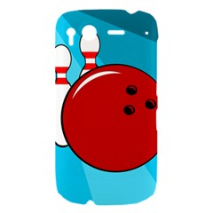 Bowling  HTC Desire S Hardshell Case