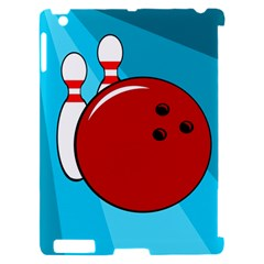 Bowling  Apple iPad 2 Hardshell Case (Compatible with Smart Cover)