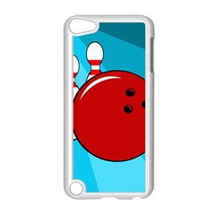 Bowling  Apple iPod Touch 5 Case (White)