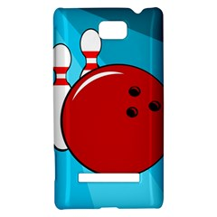Bowling  HTC 8S Hardshell Case