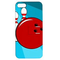Bowling  Apple iPhone 5 Hardshell Case with Stand