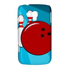 Bowling  Samsung Galaxy Duos I8262 Hardshell Case