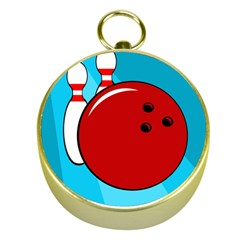 Bowling  Gold Compasses