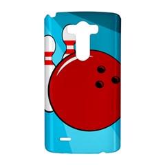 Bowling  LG G3 Hardshell Case
