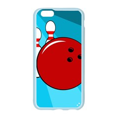 Bowling  Apple Seamless iPhone 6/6S Case (Color)