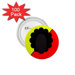Jamaica 1.75  Buttons (100 pack)