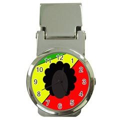 Jamaica Money Clip Watches