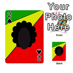 Jamaica Playing Cards 54 Designs
