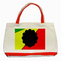 Jamaica Classic Tote Bag (Red)