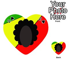 Jamaica Playing Cards 54 (Heart)