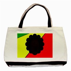 Jamaica Basic Tote Bag (Two Sides)