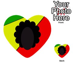Jamaica Multi-purpose Cards (Heart)