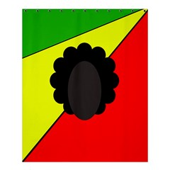 Jamaica Shower Curtain 60  x 72  (Medium)