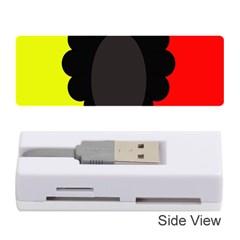 Jamaica Memory Card Reader (Stick)