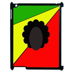 Jamaica Apple iPad 2 Case (Black)