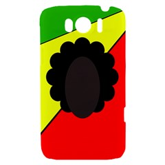 Jamaica HTC Sensation XL Hardshell Case