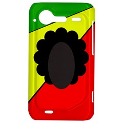 Jamaica HTC Incredible S Hardshell Case
