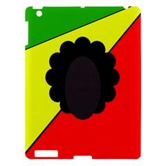 Jamaica Apple iPad 3/4 Hardshell Case