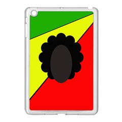 Jamaica Apple iPad Mini Case (White)