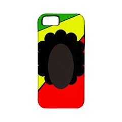 Jamaica Apple iPhone 5 Classic Hardshell Case (PC+Silicone)